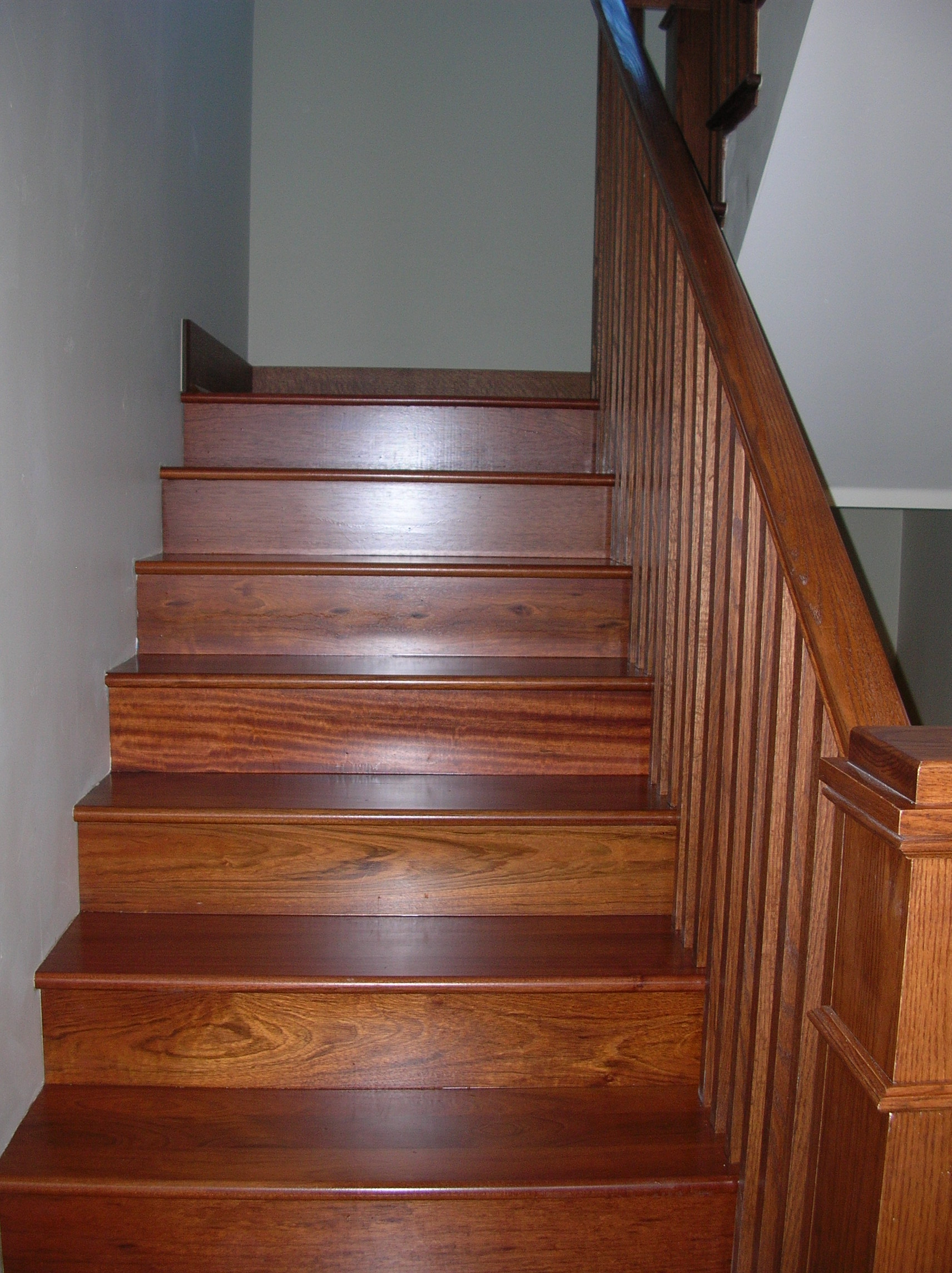 Kendall S Custom Wood Floors And Steps Inc Home