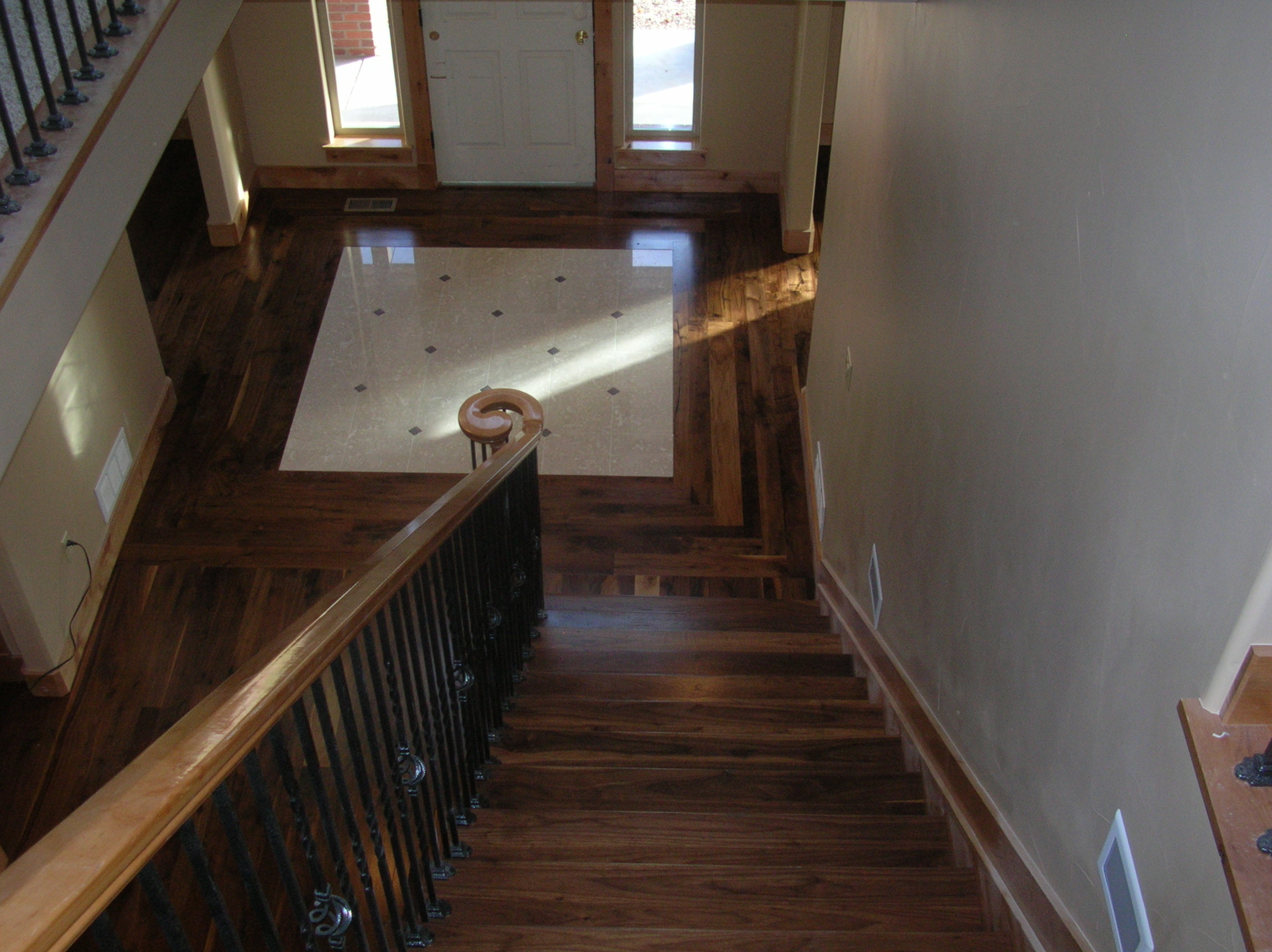 Kendall S Custom Wood Floors And Steps Inc Walnut Floors
