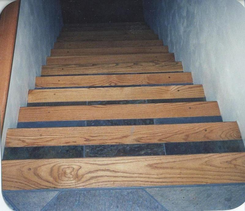 Kendall S Custom Wood Floors And Steps Inc Red Oak And
